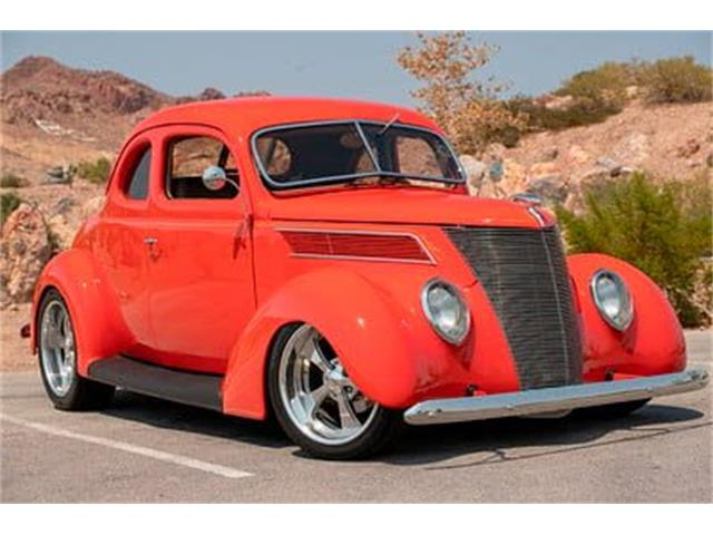 Picture of '37 5-Window Coupe Auction Vehicle Offered by  - PAVN