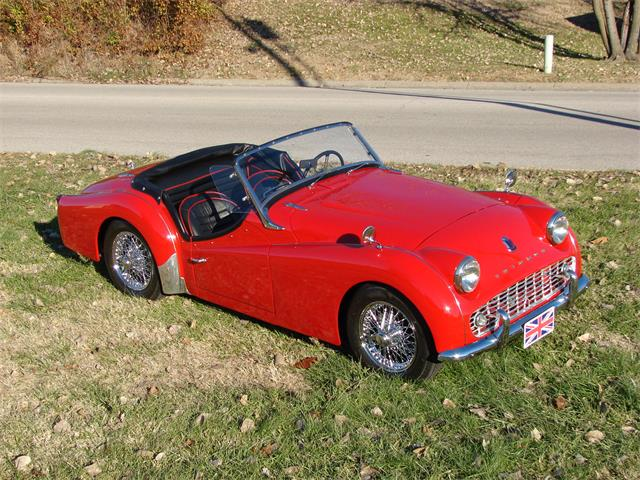 Picture of Classic '61 TR3A - PECG