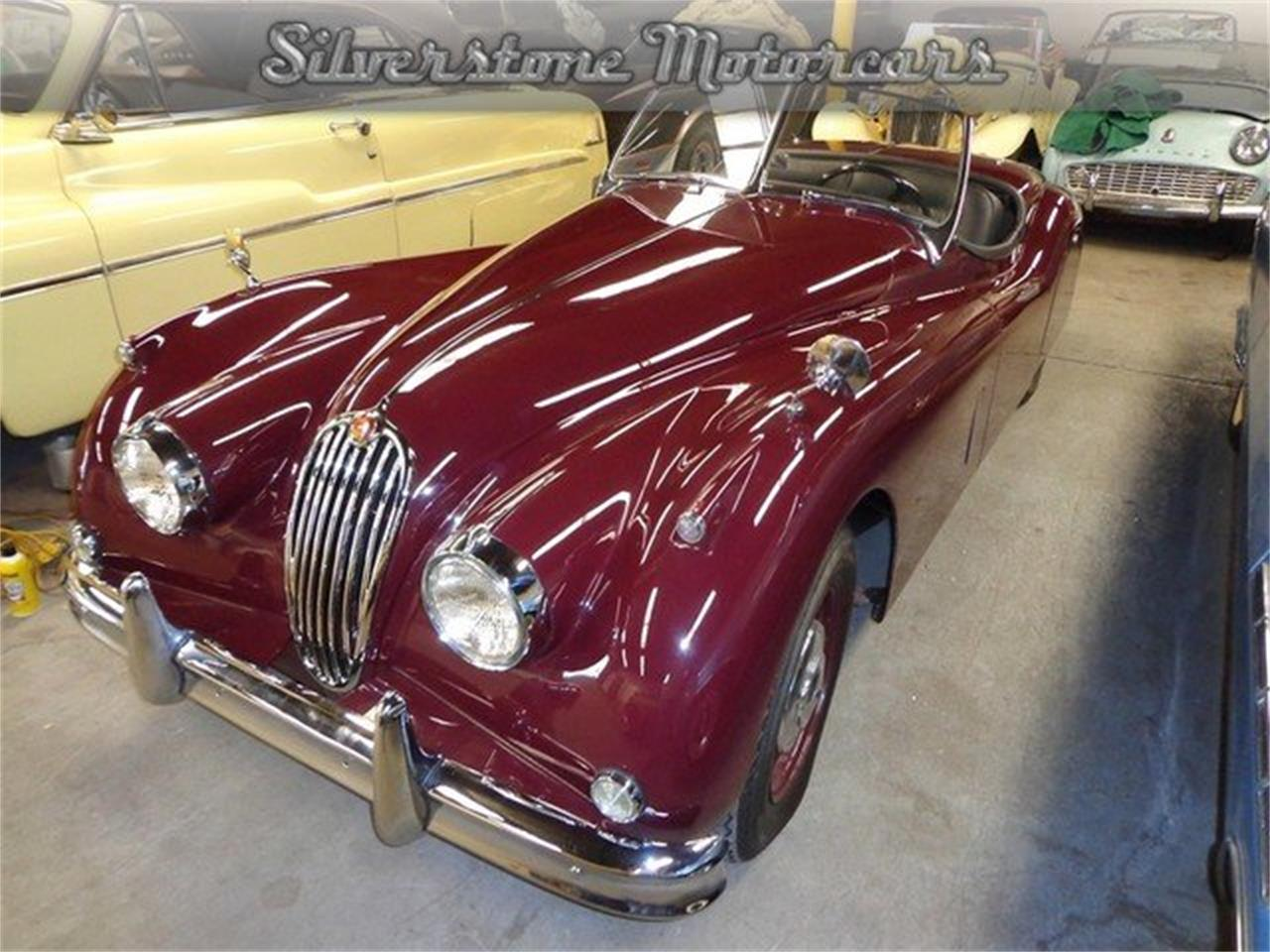 Large Picture of '55 XK140 - PAHX