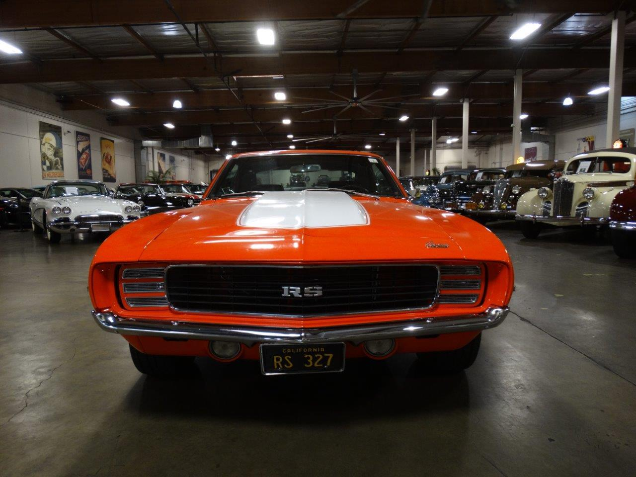 Large Picture of '69 Camaro RS - PECP