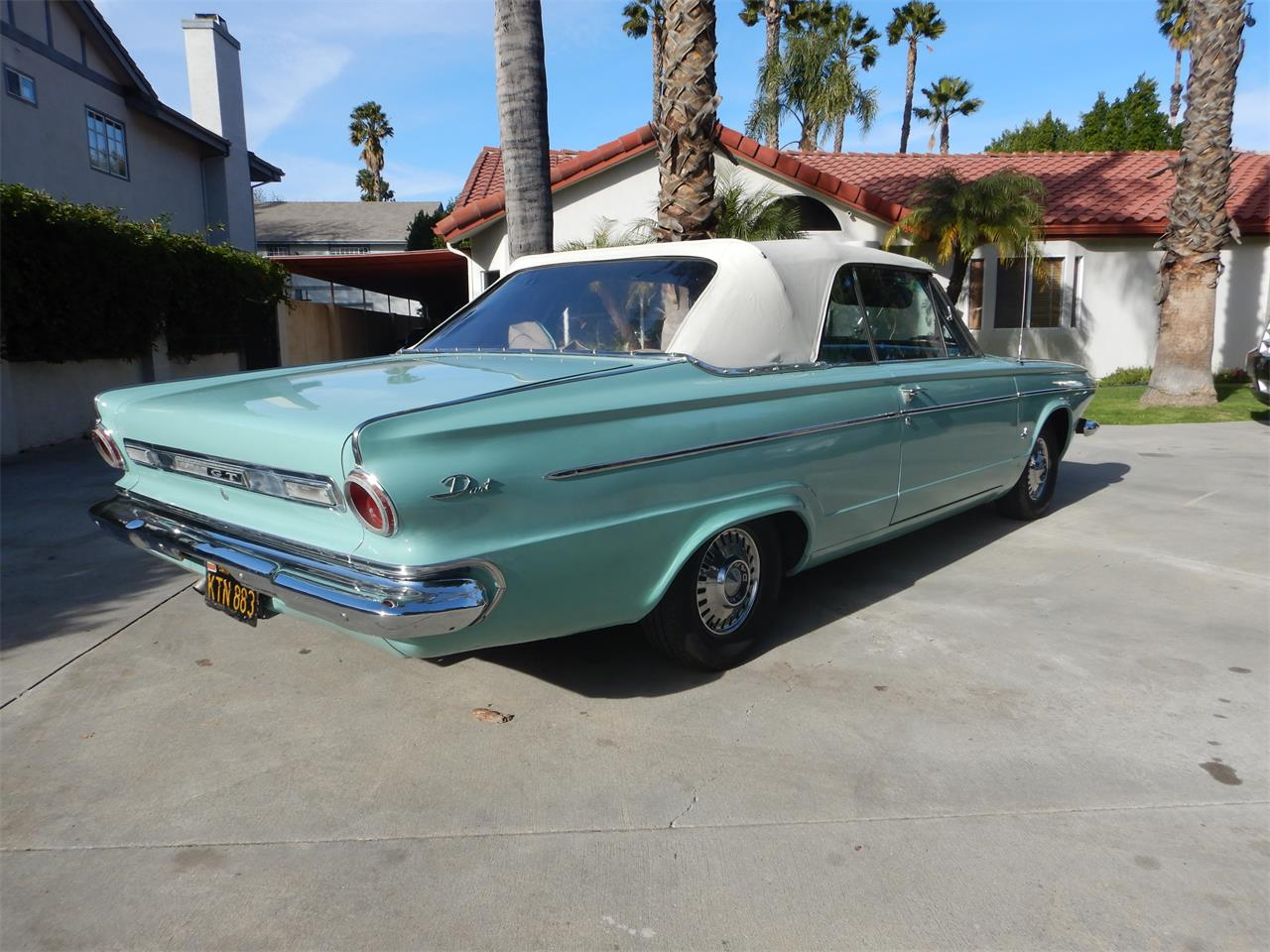 Large Picture of '63 Dart GT - PECW