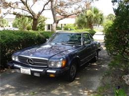 Picture of '84 380SL - PED5