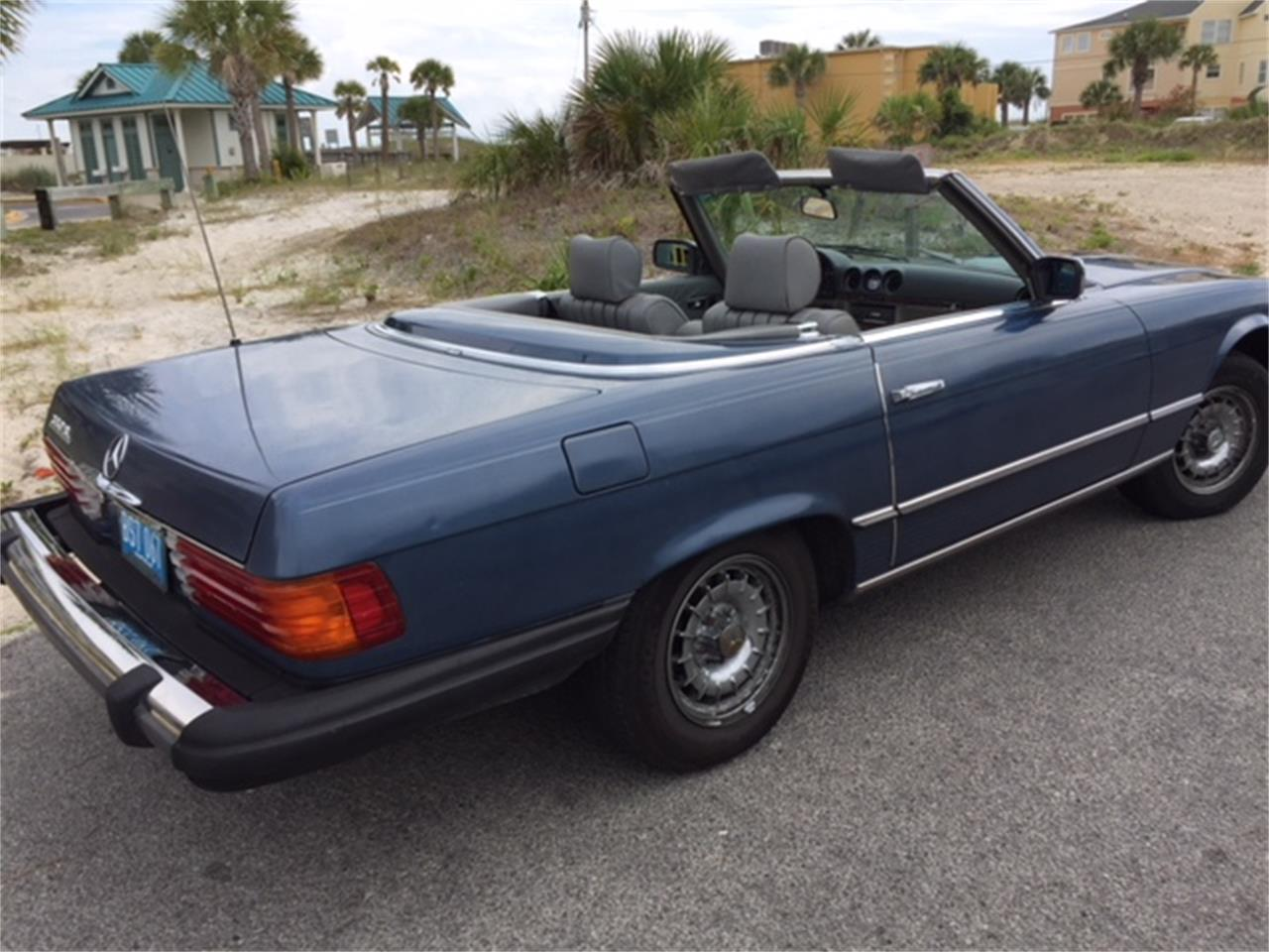 Large Picture of '84 380SL - PED5