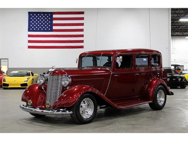 Picture of Classic '33 DeSoto 4-Dr Sedan located in Kentwood Michigan - PEDC