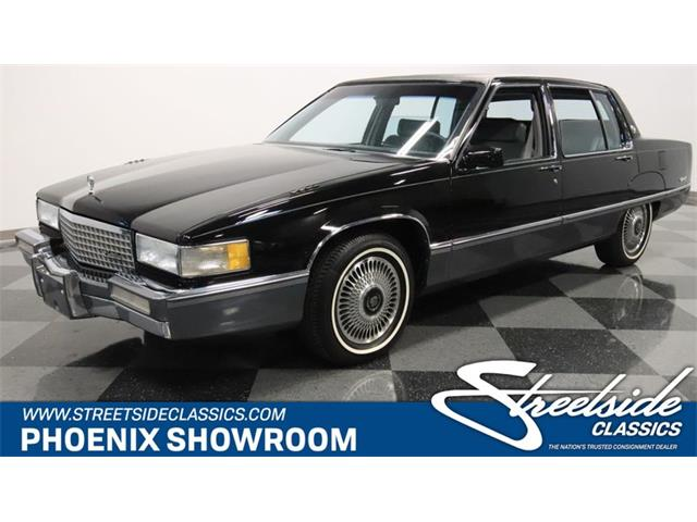 Picture of '89 Cadillac Fleetwood located in Arizona - $16,995.00 Offered by  - PEDX