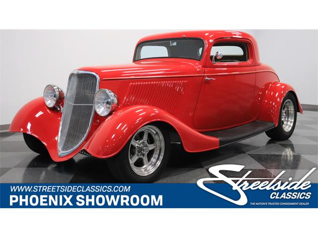 Picture of '34 3-Window Coupe - PEDZ
