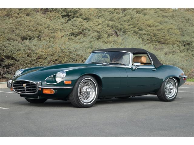 Picture of 1974 Jaguar XKE located in Fairfield California - $94,990.00 Offered by  - PEEB