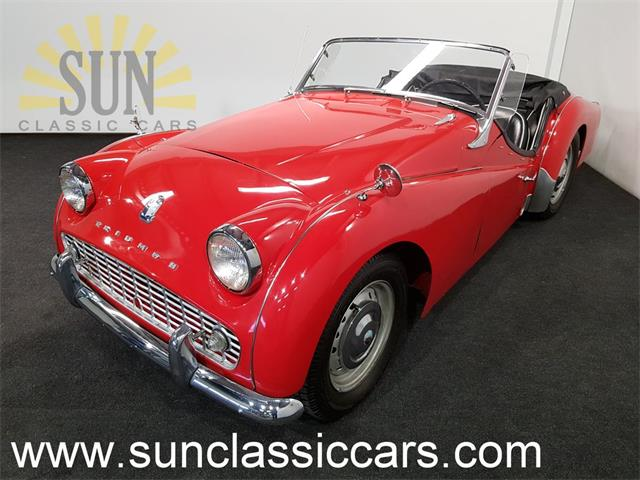 Picture of Classic '60 TR3 located in noord Brabant - $26,400.00 Offered by  - PEEC