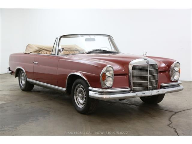 Picture of '68 280SE - PEEF