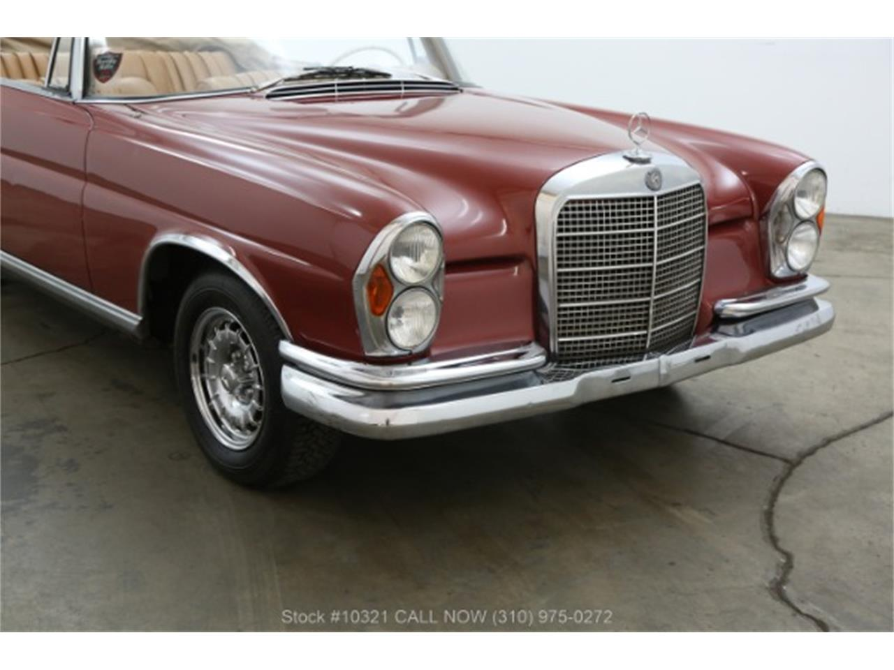 1968 mercedes-benz 280se for sale | classiccars | cc-1185063