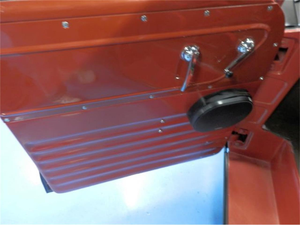 Large Picture of 1956 Chevrolet Custom located in Michigan - $61,995.00 - PEES