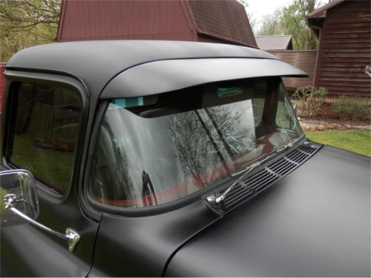 Large Picture of Classic '56 Chevrolet Custom located in Cadillac Michigan Offered by Classic Car Deals - PEES