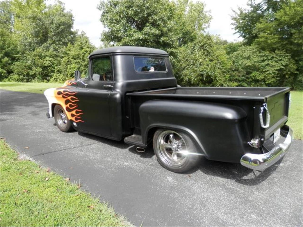 Large Picture of 1956 Chevrolet Custom located in Michigan - $61,995.00 Offered by Classic Car Deals - PEES