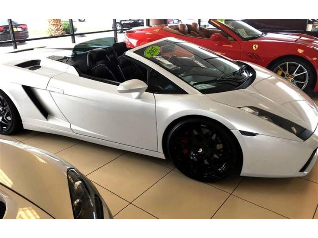 2007 Lamborghini Gallardo For Sale Classiccars Com Cc 1185085