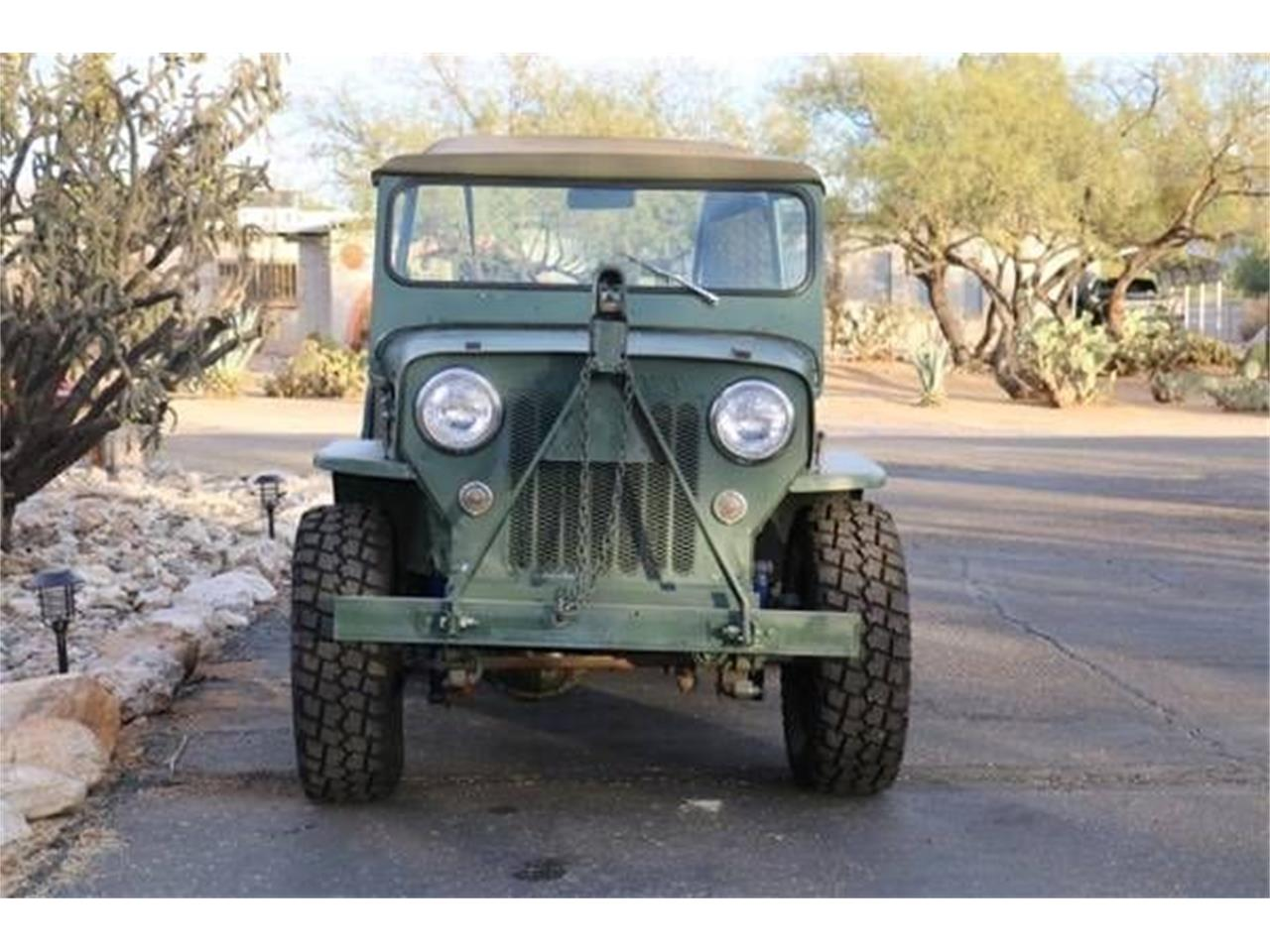 Large Picture of '53 Jeep - PEFH