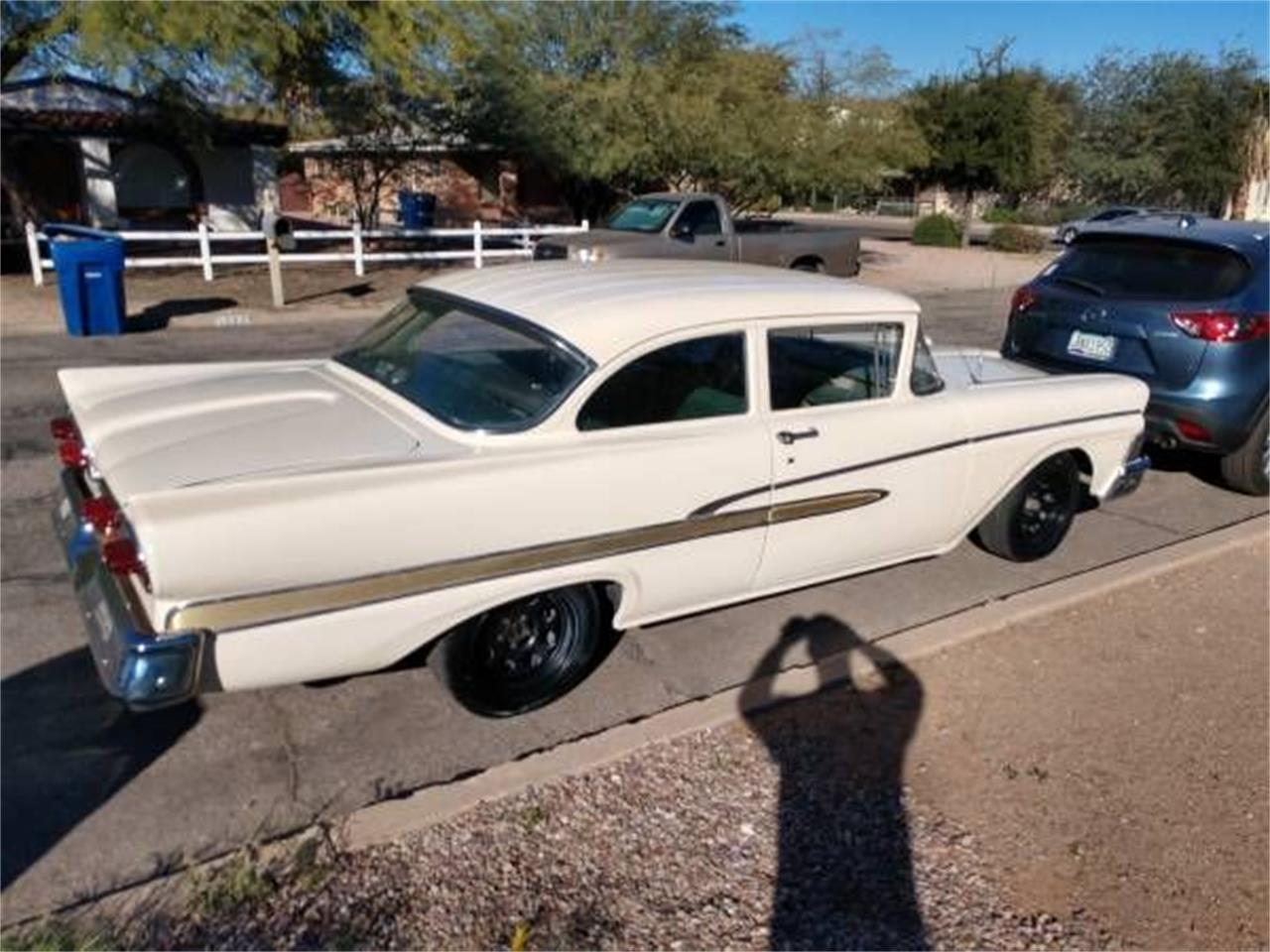 Large Picture of '58 Ford Custom - $14,995.00 Offered by Classic Car Deals - PEFO