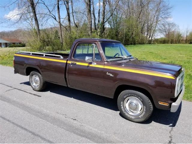 Picture of 1979 D100 located in Cadillac Michigan - PEFS