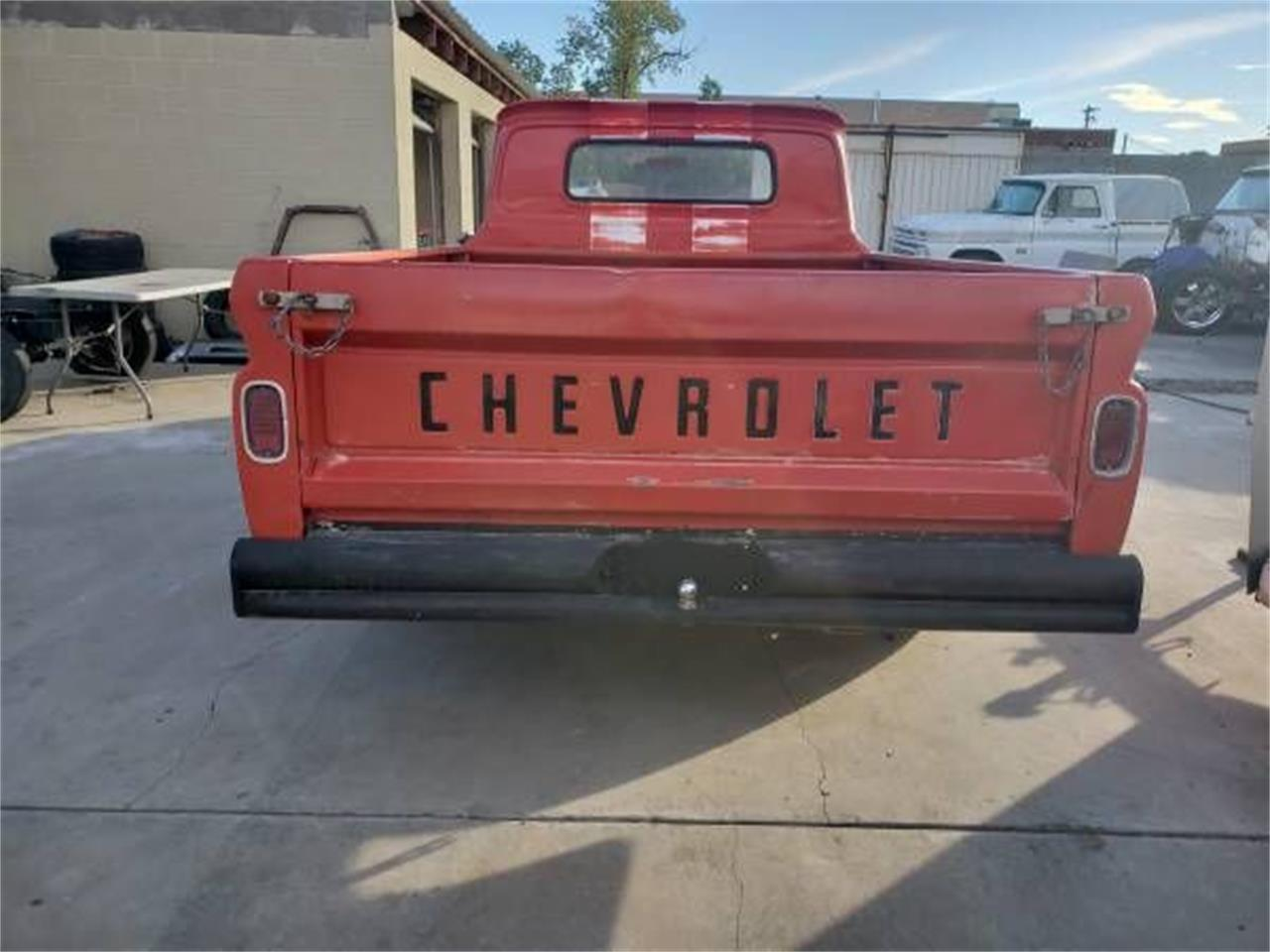 Large Picture of '62 C10 - PEG5