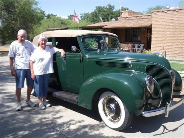 Picture of Classic '38 Ford Convertible - $50,995.00 - PEG6
