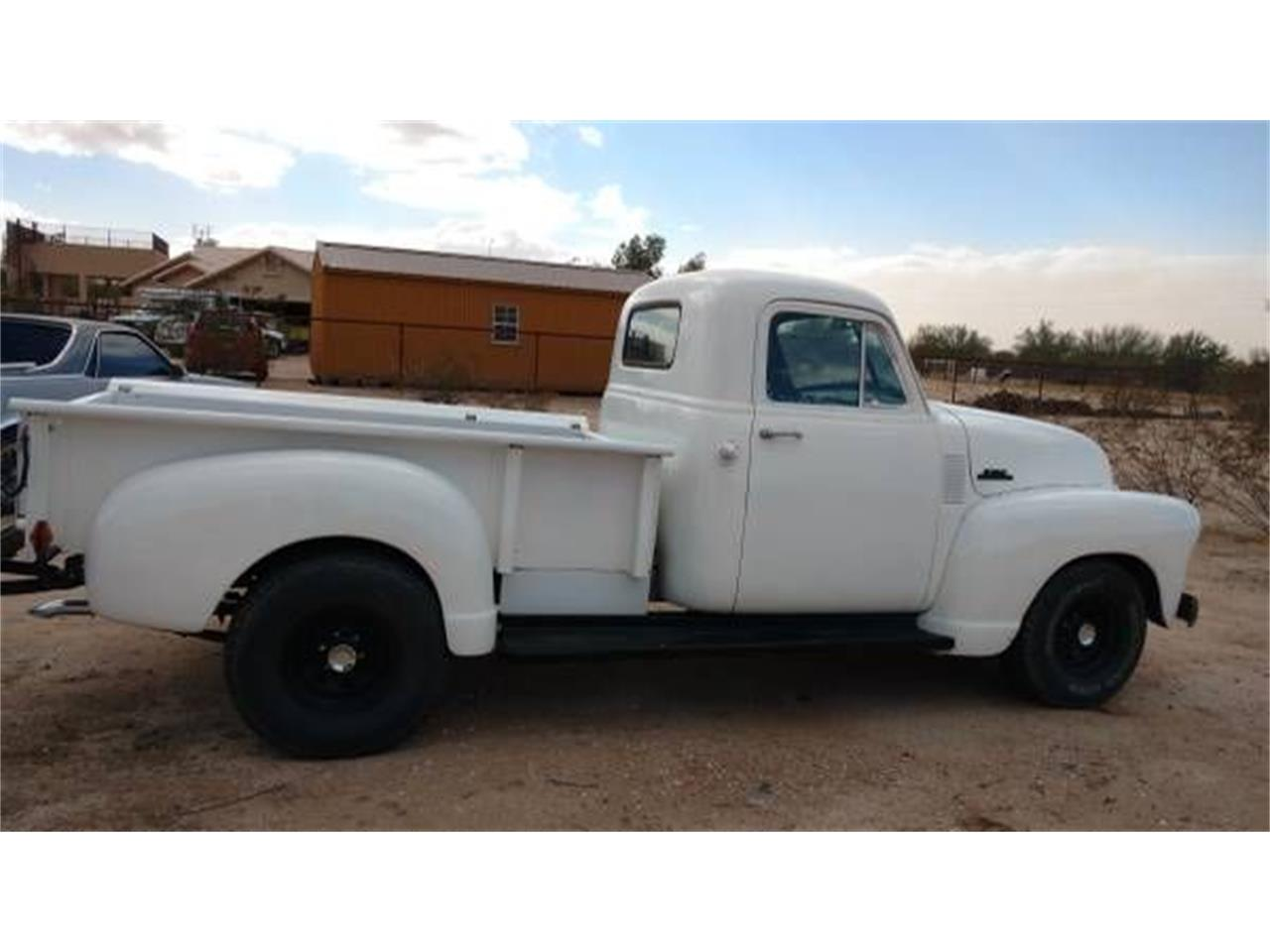 Large Picture of '52 Pickup - PEGS