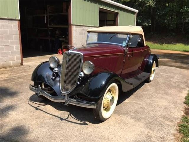 1934 Ford Roadster for Sale on ClassicCars com on ClassicCars com