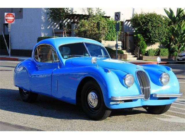 Picture of Classic '53 XK120 - PEH8