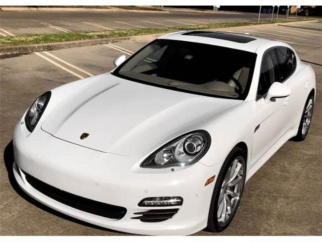Picture of '12 Porsche Panamera - PEHQ