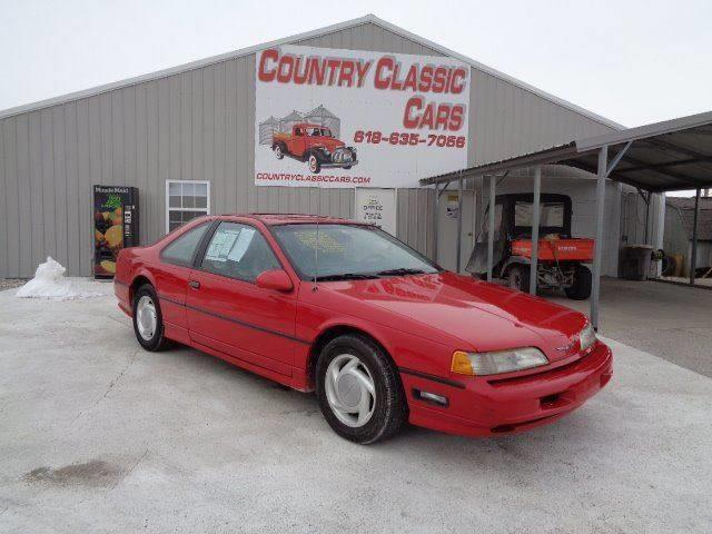 Picture of 1990 Thunderbird located in Staunton Illinois Offered by  - PEIE