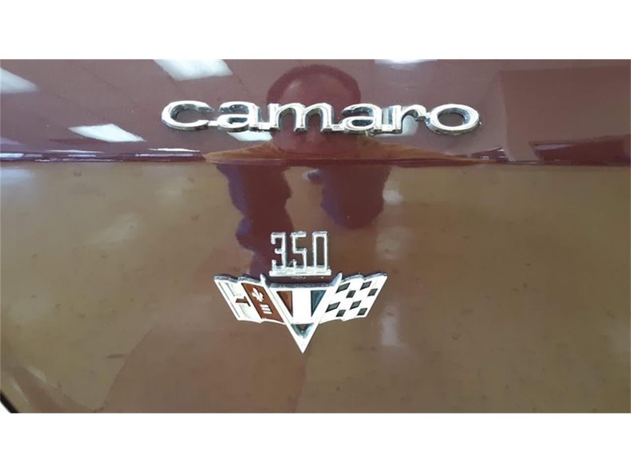 Large Picture of Classic 1967 Chevrolet Camaro located in Greensboro North Carolina - PAWA