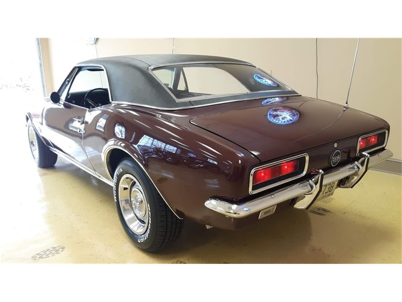 Large Picture of '67 Camaro Offered by GAA Classic Cars Auctions - PAWA