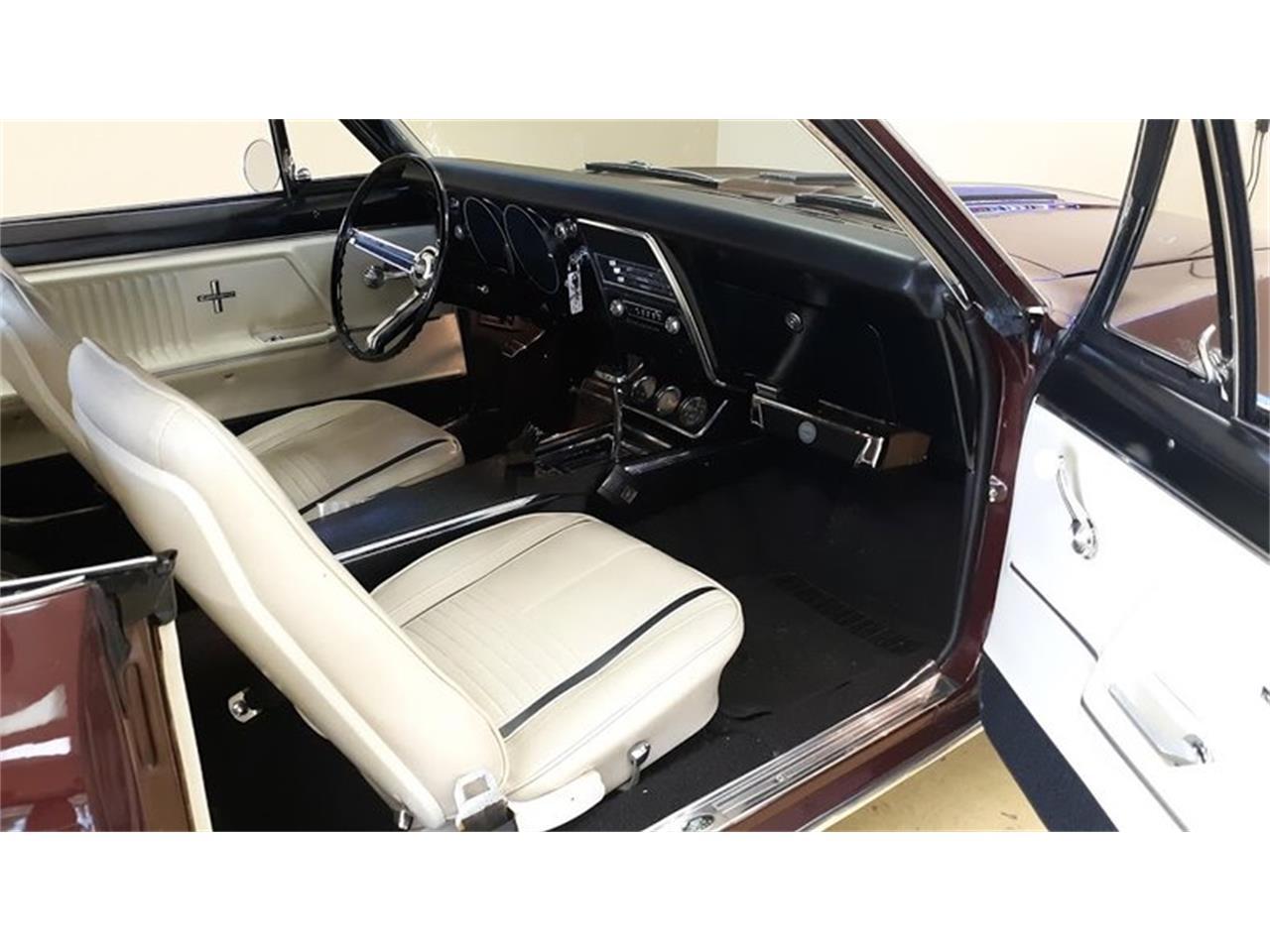 Large Picture of '67 Camaro - PAWA