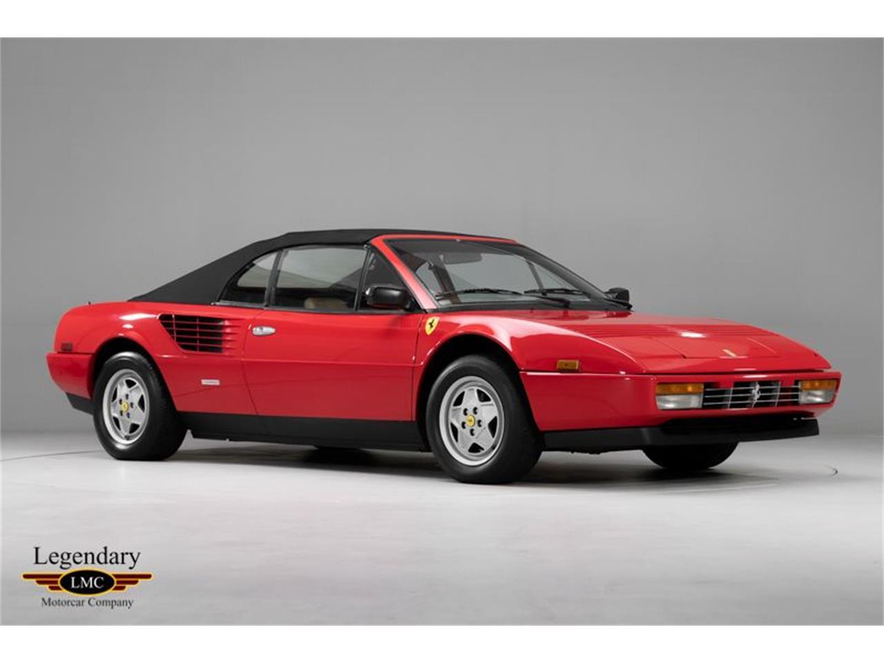 1986 ferrari mondial for sale | classiccars | cc-1185221