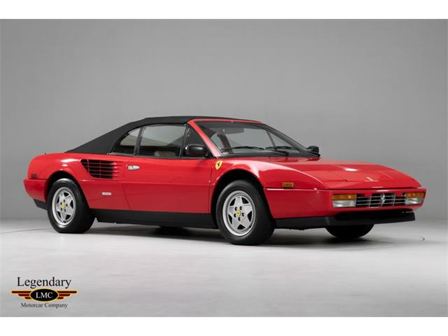 Picture of '86 Ferrari Mondial - $36,900.00 - PEIT