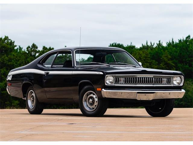 Picture of Classic 1972 Plymouth Duster - PEJ1