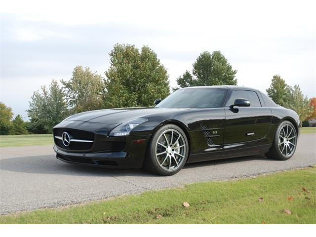 Picture of 2012 Mercedes-Benz SLS AMG Offered by  - PEJ8