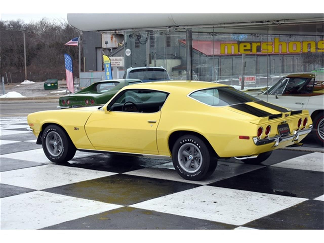 Large Picture of '70 Camaro RS Z28 - PEJK