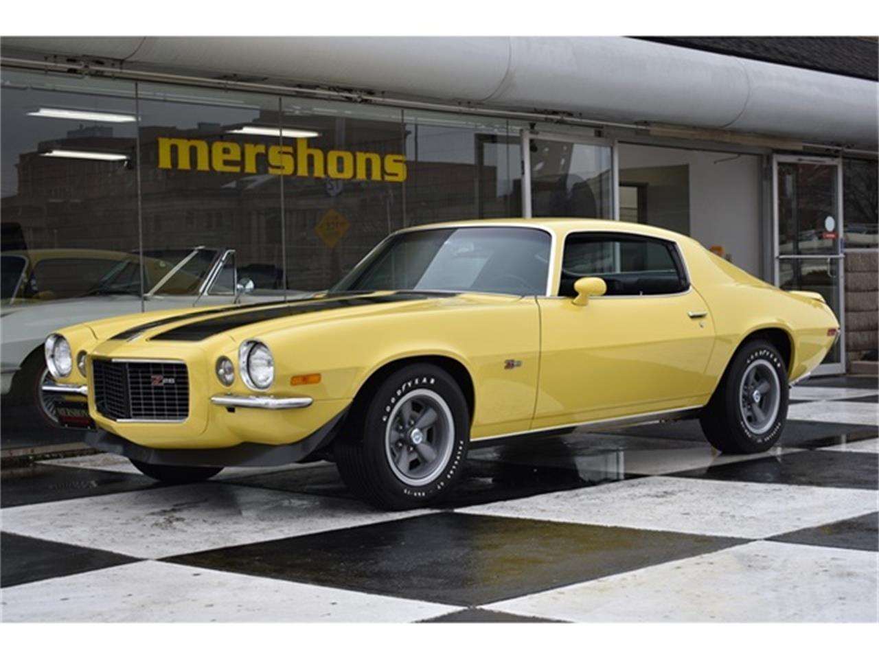 For Sale: 1970 Chevrolet Camaro RS Z28 in Springfield, Ohio