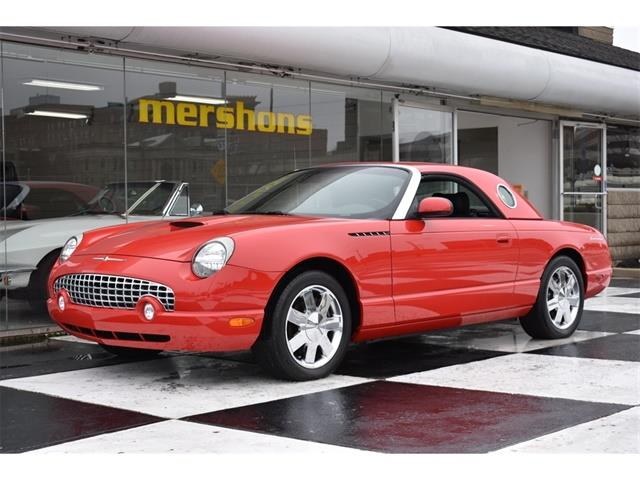Picture of '02 Ford Thunderbird - PEJN