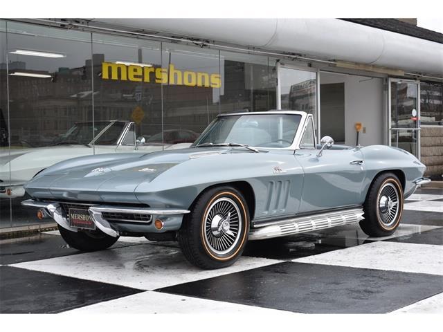 Picture of Classic '66 Chevrolet Corvette - PEJO