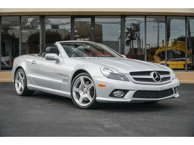 Picture of '11 Mercedes-Benz SL-Class - PEKF
