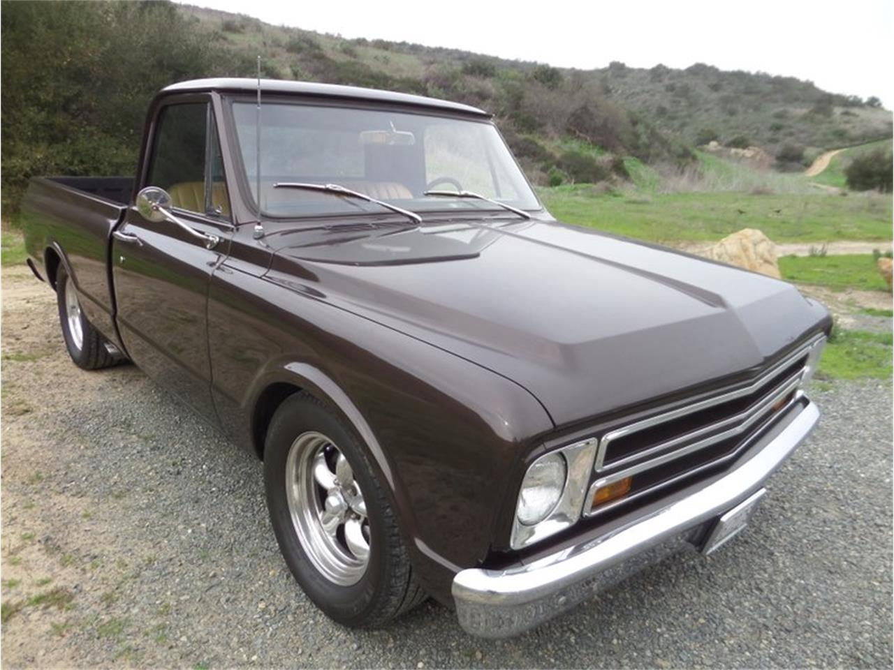 Large Picture of Classic '67 Chevrolet C10 Offered by Laguna Classic Cars - PEKL