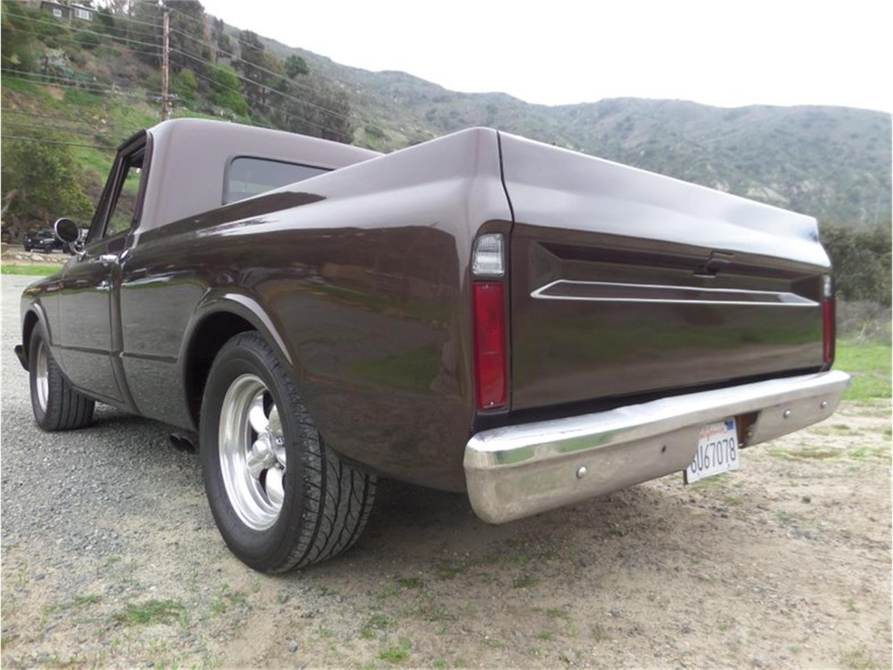 Large Picture of '67 Chevrolet C10 located in Laguna Beach California - PEKL