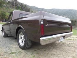 Picture of Classic 1967 C10 located in Laguna Beach California - PEKL