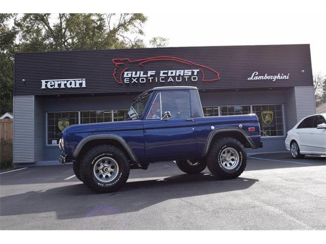 Picture of '72 Bronco - PEKU