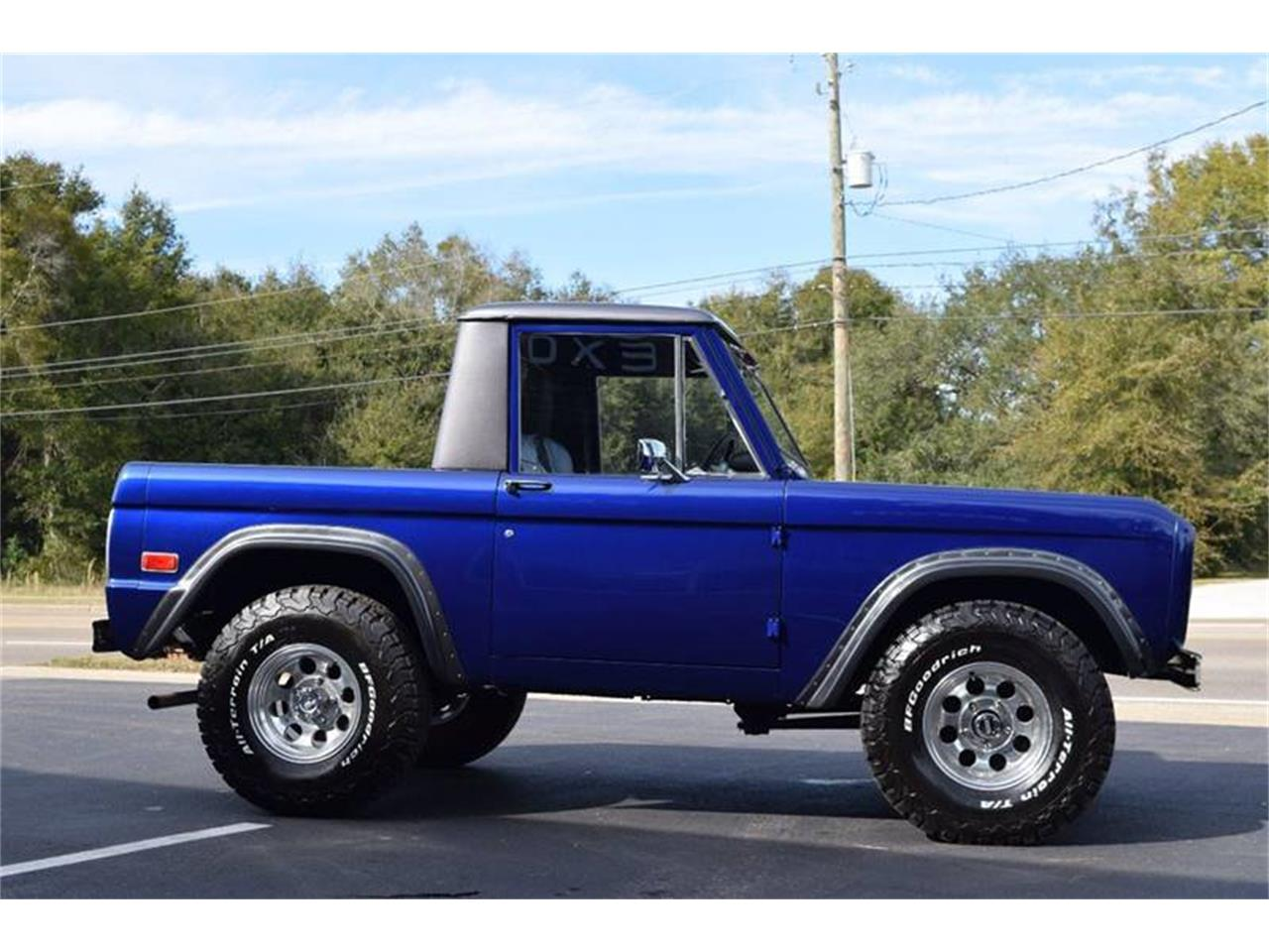 Large Picture of '72 Bronco - PEKU