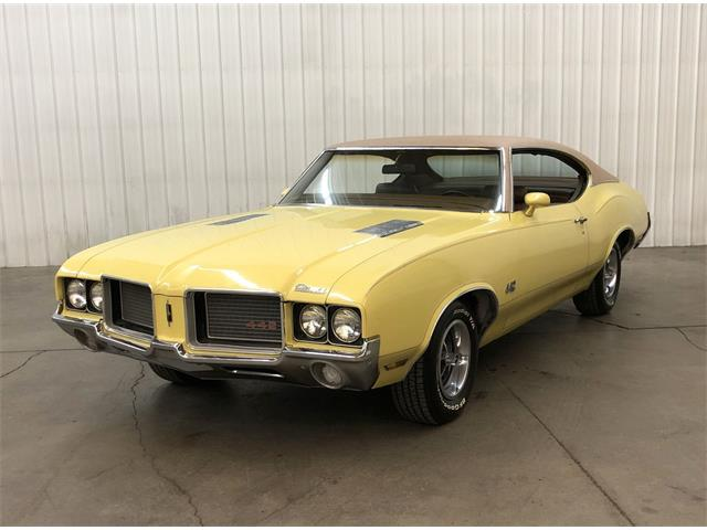 Picture of '72 Oldsmobile 442 Offered by  - PEL0