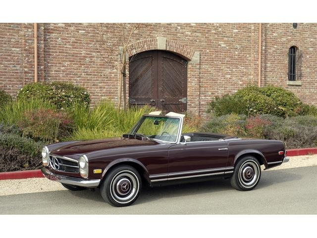 Picture of '68 250SL - PEL2