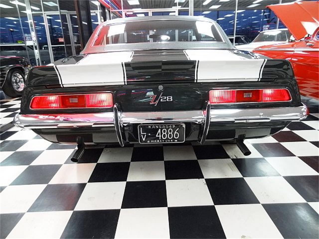 Large Picture of Classic 1969 Chevrolet Camaro Z28 located in Kansas - $71,500.00 Offered by Wagners Classic Cars - PEL7