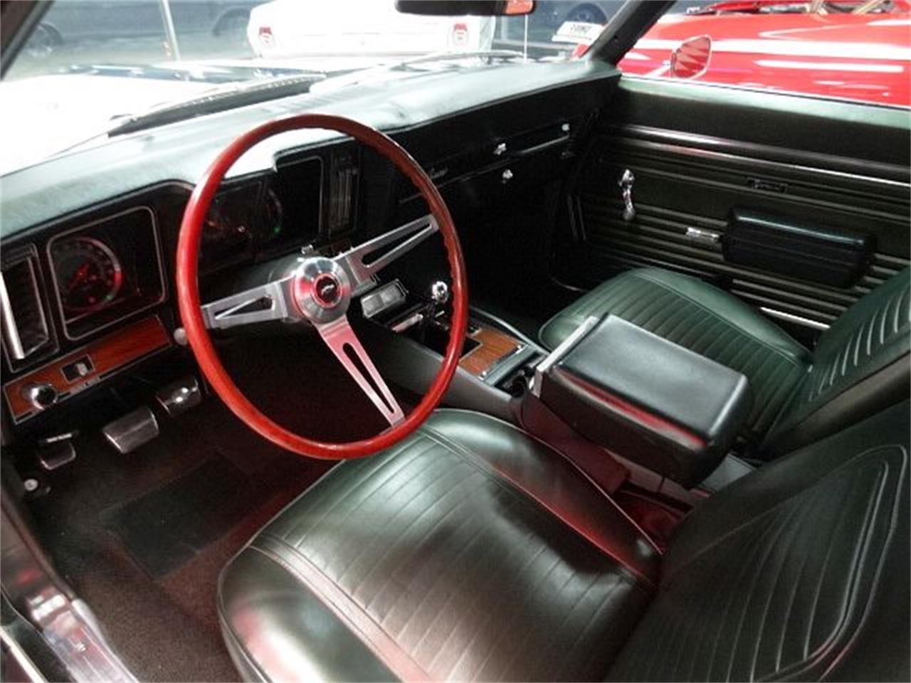 Large Picture of Classic '69 Chevrolet Camaro Z28 located in Kansas Offered by Wagners Classic Cars - PEL7