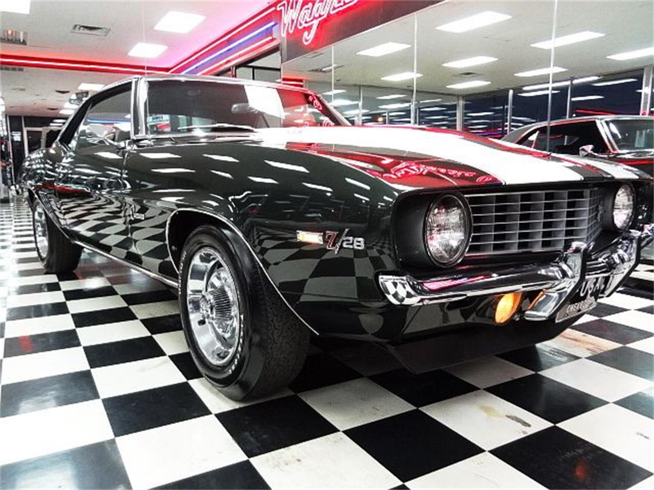 Large Picture of Classic 1969 Chevrolet Camaro Z28 - $71,500.00 Offered by Wagners Classic Cars - PEL7